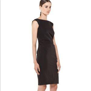 Diane von Furstenberg Gabi poplin sheath dress